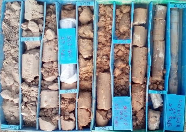 Estudio Geotecnico Bollullo