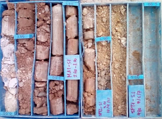 Sondeo Geotécnico Jerez