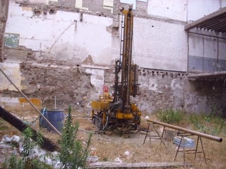 Sondeo Geotécnico Málaga