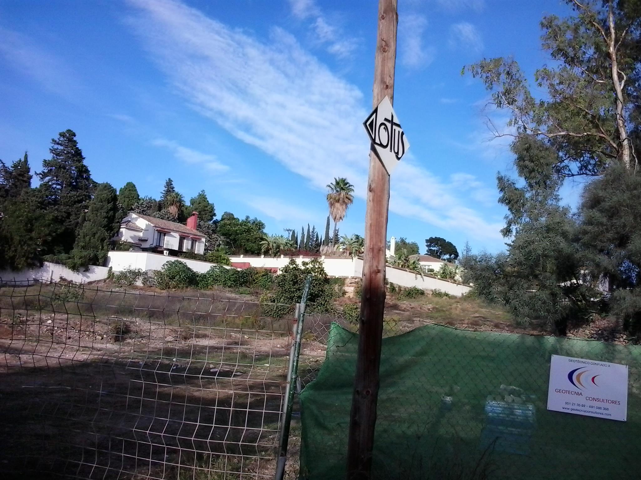 Sondeo Geotécnico Marbella