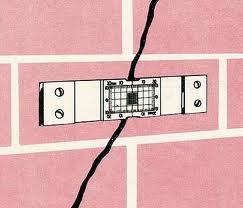 grieta muro malaga