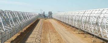 instalación de planta solar